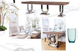 Esszimmer St Le F Runden Tisch Dinner Goals Esszimmer Interior Deluxe Looks