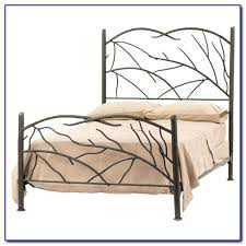 Queen Size Headboards And Footboards by Headboard Antique White Metal Queen Headboard Queen Size Metal