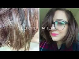 less damaging hair colors quick fix for hair color disaster fanci full color rinse no