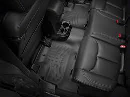 weathertech jeep wrangler weathertech wrangler digitalfit rear floorliner black 445732 14