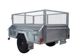 offroad trailer dip galvanised off road trailer in australia for everyday use