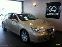 lexus es 350 for sale 2009 2009 golden almond metallic lexus es 350 64289443 gtcarlot com