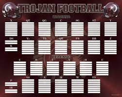 Football Depth Chart Template Excel Sle Chart Templates Baseball Depth Chart Template Free