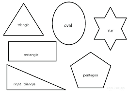 Geometric Shapes Coloring Pages Online Printable For Kids Free Coloring Pages Shapes