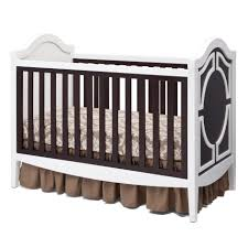 Babi Italia Hamilton Convertible Crib Chocolate by Excellent Dark Wood Cribs 4 Dark Wood Cribs Subtle Grey And Brown