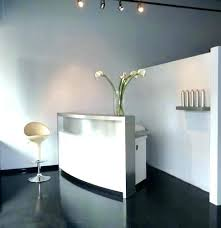 Used Salon Reception Desk Reception Desk For Salon Kresofineart