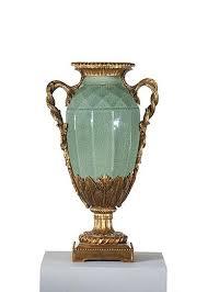 Celadon Vase Home Accessories Luxury Porcelain Celadon Vase