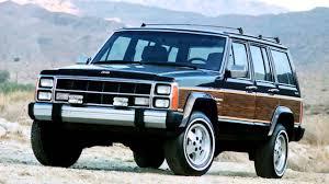 1989 jeep wagoneer limited jeep wagoneer limited xj 1984 90 youtube