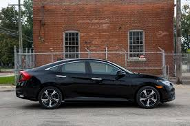 honda civic 2016 honda civic touring vs 2016 mazda3 s grand touring comparison
