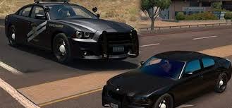 Dodge Challenger Mods - dodge charger cruiser pack v1 2 for ats american truck simulator