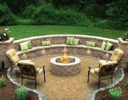 Cool Firepit Backyard Pit Ideas Cool Design Idea And Decors Backyard