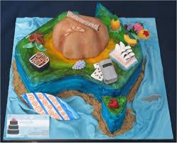 Australian Themed Decorations - blissfully sweet an australian themed cake for an australian