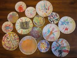 kaleidoscope learning salad spinner art and science