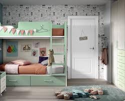 chambre enfant lit superposé chambre enfant composée de lit superposé meubles ros meubles ros