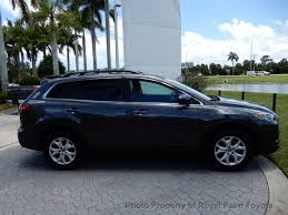 2013 used mazda cx 9 fwd 4dr sport at royal palm nissan serving