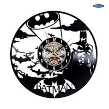 wall clock batman arkham city logo best wall clock decorate your