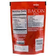 Meijer Home Decor Meijer Bacon Bits 3 Oz Meijer Com