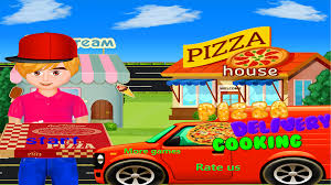pizza delivery cooking games android apps on google play