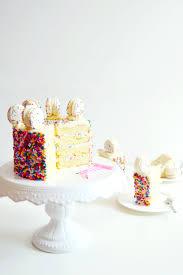 a belated blogiversary a funfetti cake batter cake u0026 a giveaway