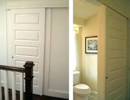 Modern Bathroom Doors Pocket Bathroom Door Sliding Bathroom Door Modern Sliding Barn