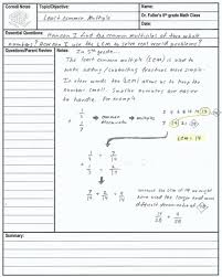 Finding Gcf And Lcm Worksheets 6th Grade Concept 7 Least Common Multiple Home Of The