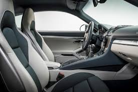 porsche cayman 2015 interior porsche 718 cayman coupe review 2016 parkers