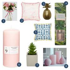 Home Decor And Accessories Update Your Home For Spring For 15 Or Less Dove Cottage