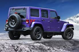 jeep wrangler models list special edition jeep wrangler grand cherokee models bound for l a