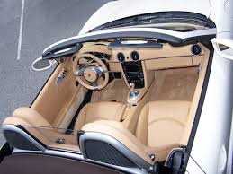 porsche boxster interior 2009 porsche boxster in cream white with sand beige interior