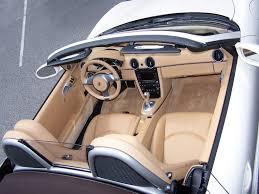 Porsche Boxster Interior - 2009 porsche boxster in cream white with sand beige interior