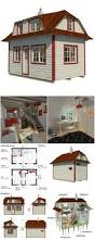 Tiny House Layout 25 Plans To Build Your Own Fully Customized Tiny House On A Budget