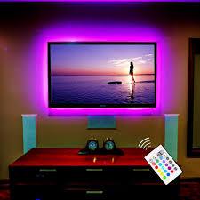 Home Theater Lighting Bason Lighting R Tv Backlight Usb Powered Led Strip Light Home