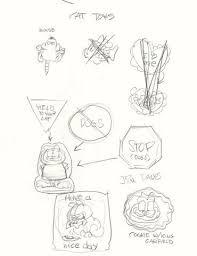 toy sketches u2013 garfield u0027s art gallery u0026 collectibles