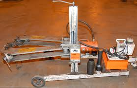 Otc Floor Crane by Otc Enforcer 100 100 Ton Hydraulic Gear Puller M S