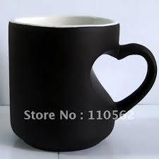 heart shaped mug wholesale heart shaped handle personalized coffee mug cup with