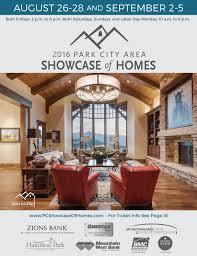 Hamilton Park Interiors 2016 Park City Showcase Magazine By Utah Media Group Issuu
