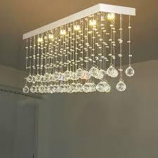 chandelier crystal ceiling fan light kit diy ceiling fan