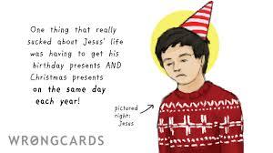 Is Really Jesus Birthday Ecard Jesus Birthday Wrongcards