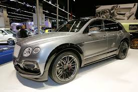 bentley bentayga engine startech brings opulently tuned suvs to the 2017 frankfurt motor