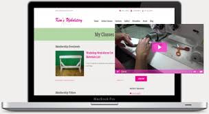 Upholstery Training Courses Upholstery Classes Upholstery Training Online Kim U0027s Upholstery