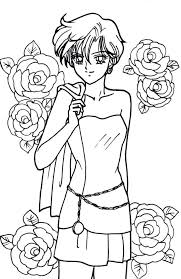 neo queen serenity coloring pages sailor moon neo queen