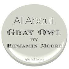 paint colors gray owl by benjamin moore benjamin moore grey owl