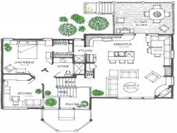 what is a split level home floor plan