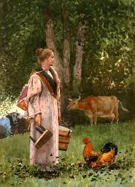 W Homer Artist by Art History News Winslow Homer In The National Gallery Of Art