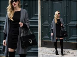 black and gray for days kimono cardigan bodycon dress u0026 over the