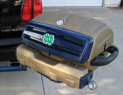 notre dame tailgating grill tailgating ideas