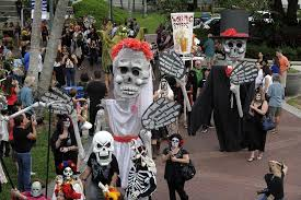 florida day of the dead celebration rises again in fort lauderdale