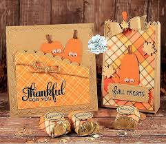 456 best cards thanksgiving treat bags tags images on
