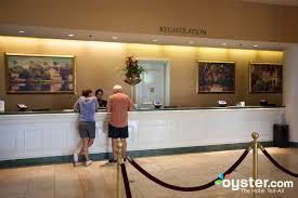 Registration Desk Design Front Desk At The Rosen Plaza Hotel Oyster Com