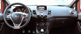 2014 Ford Focus Se Interior 2014 Ford Fiesta St Autoblog